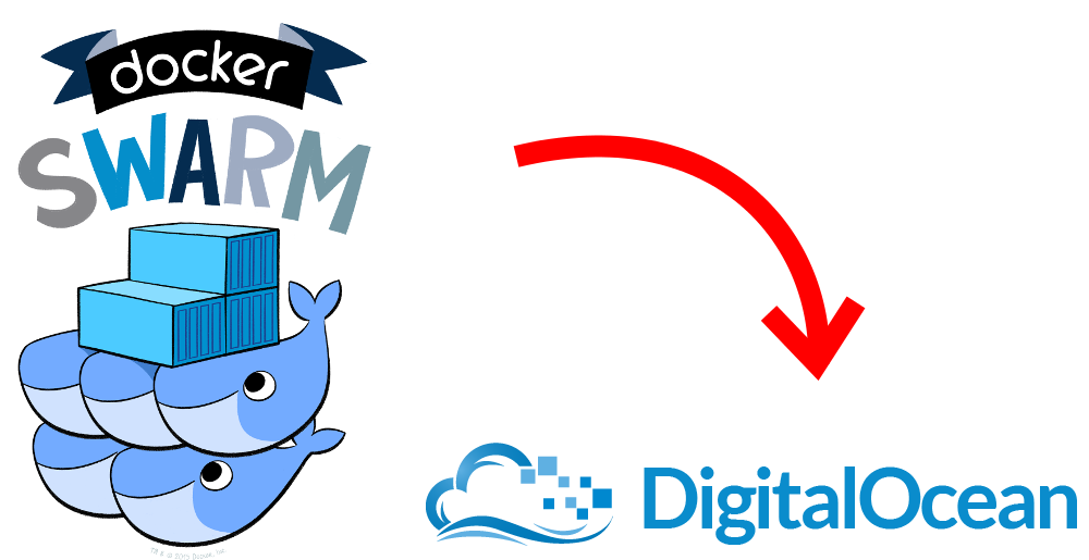 Docker Swarm + DigitalOcean